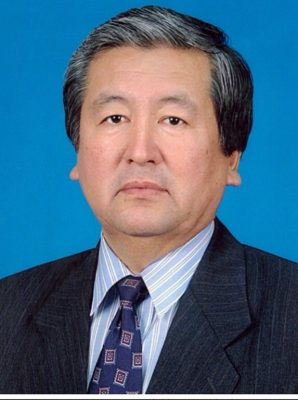 asian medical institute rector